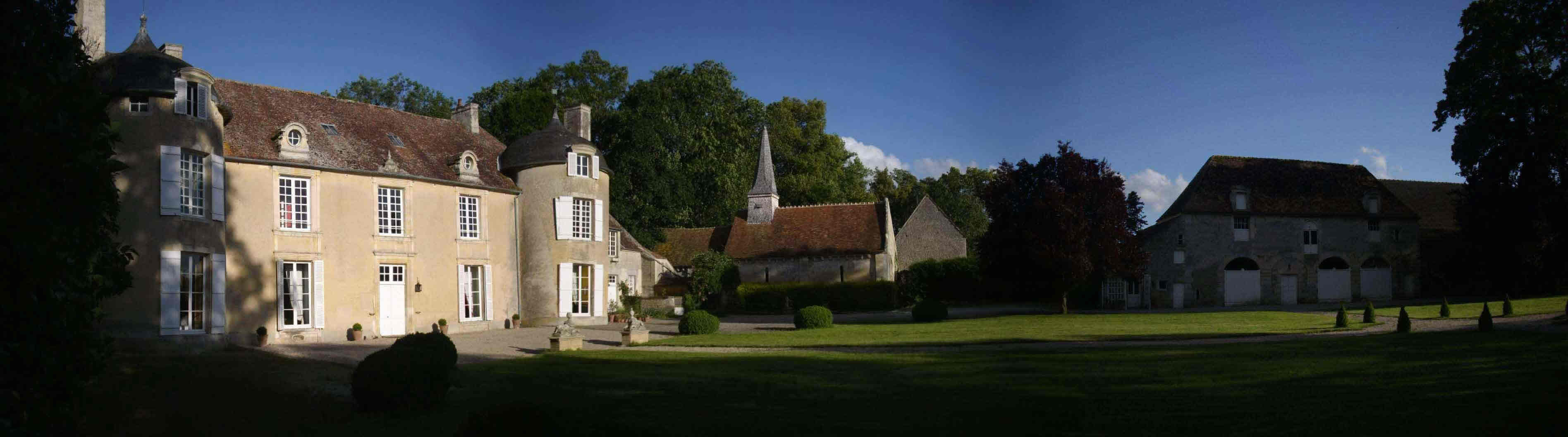 chateau d ailly calvados chambre d hotes